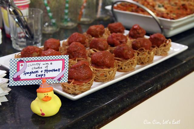 Sloppy Joe Spaghetti Cups :: Moms-Diner.com