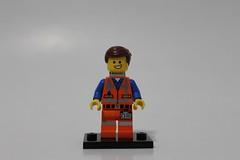 The LEGO Movie Cloud Cuckoo Palace (70803) - Emmet