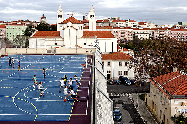 Sports on Roofs