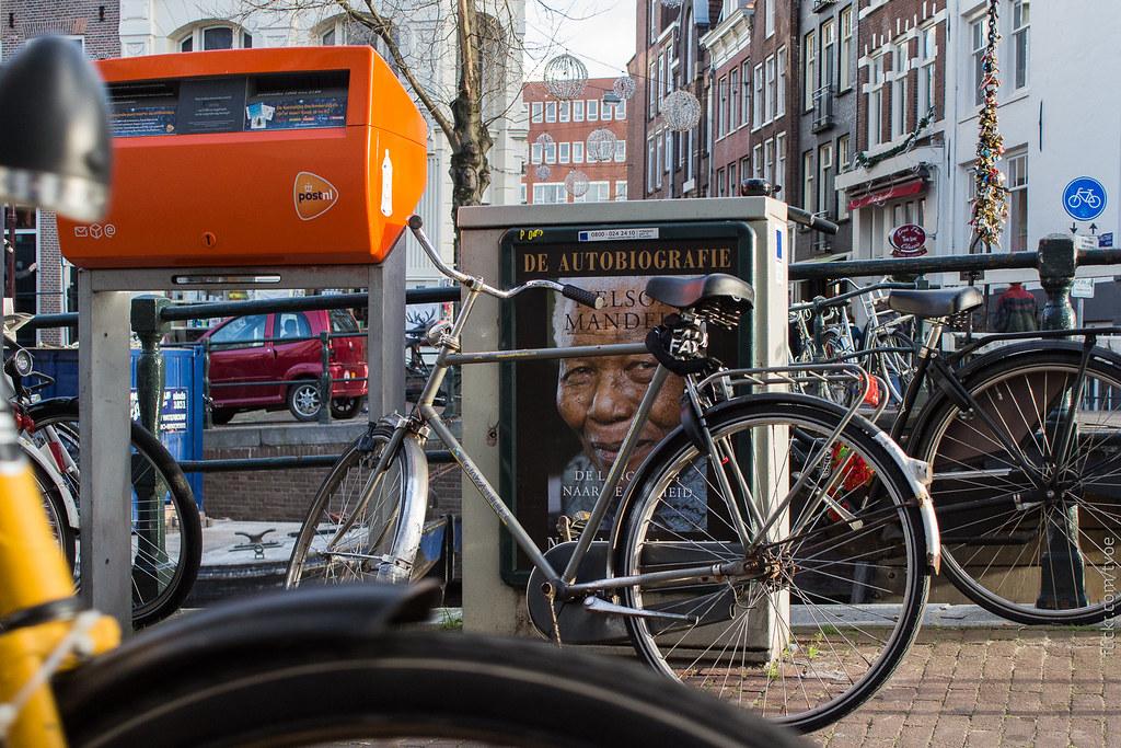 Реклама документального фильма про Нельсона Манделу