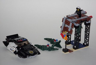 70802 Bad Cop's Pursuit