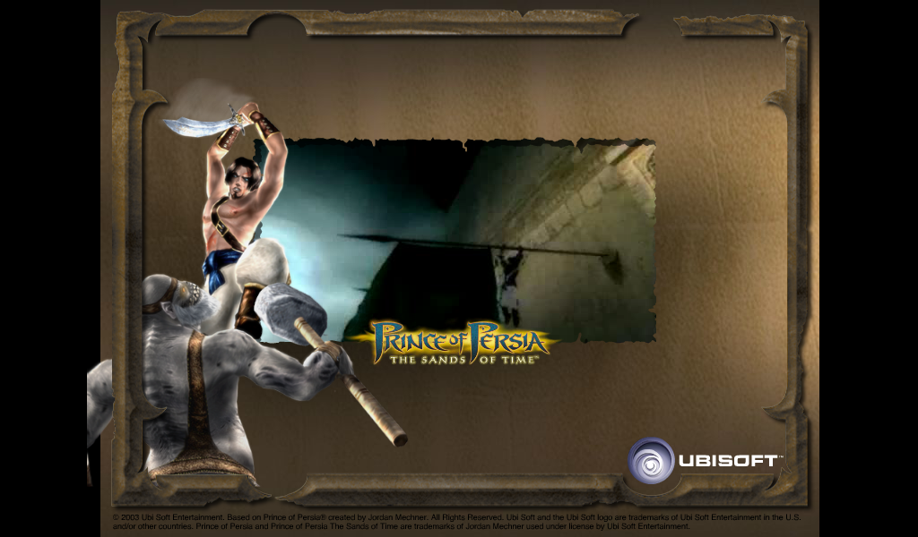 Screensaver - Prince of Persia The Sands of Time 11765397666_d6922c3fd9_o