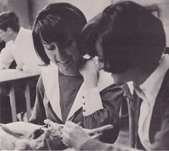 Glendale Community College 1966:Biology class