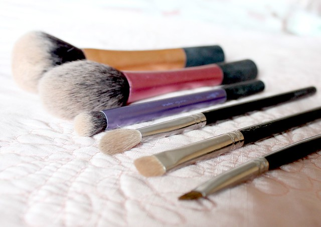 My Favourite Makeup Brushes of 2013 2