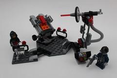 The LEGO Movie Melting Room (70801)