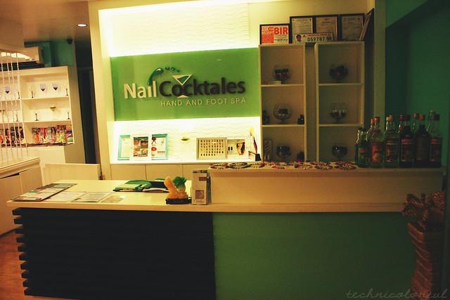Nail Cocktales