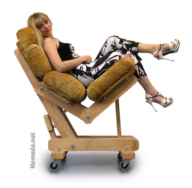 Practical office chair 4