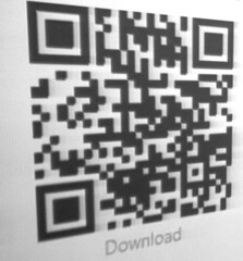QR Code for a quick WP app