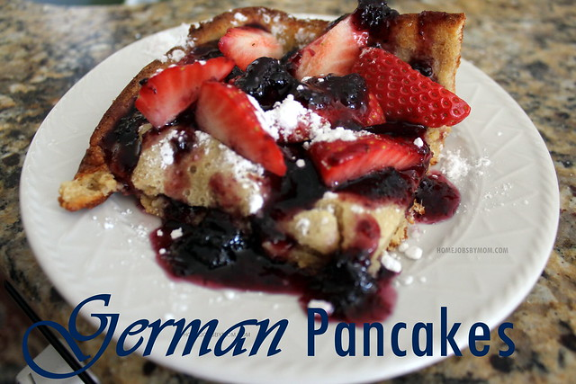 German Pancakes Recipe