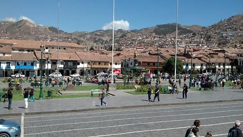 쿠스코 아르마스 광장