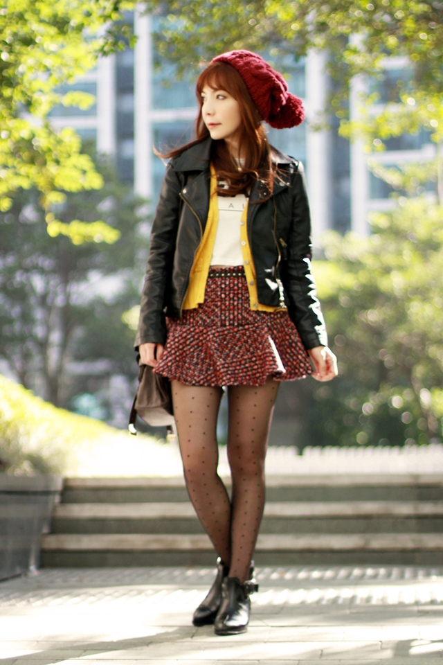 Tweed & Leather