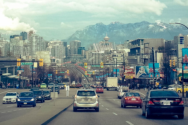 West Broadway & Cambie