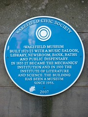 Photo of Blue plaque number 1873
