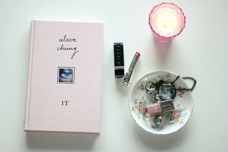 alexa chung it book