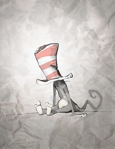 Cat In The Hat by greyother