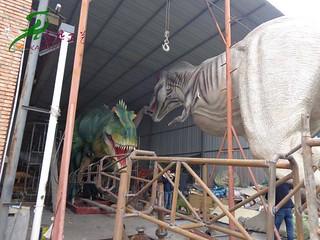Kawah Animatronic dinosaur
