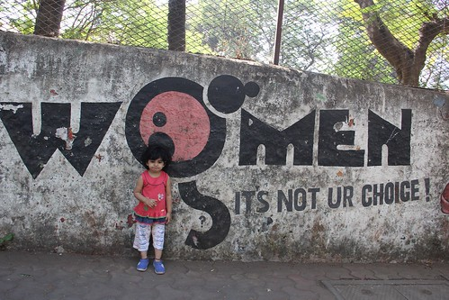 Women Empowerment Begins Now ,,,, Nerjis Asif Shakir 2 Year Old by firoze shakir photographerno1