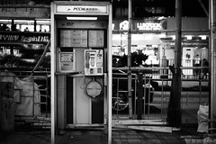Phone Booth (35/1.8 Test)