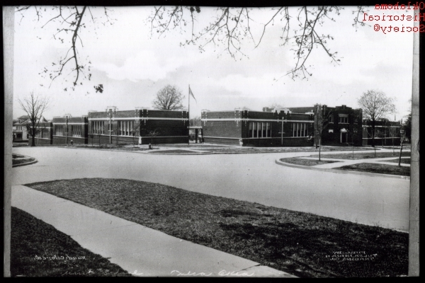 Tulsa Emerson elementary school, original building
