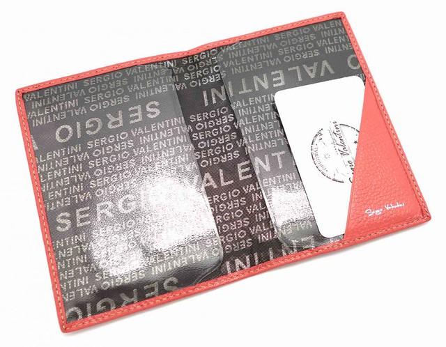Женская кожаная обложка для паспорта, коллекция СВ 3189