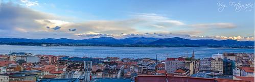 Panoramica Santander.