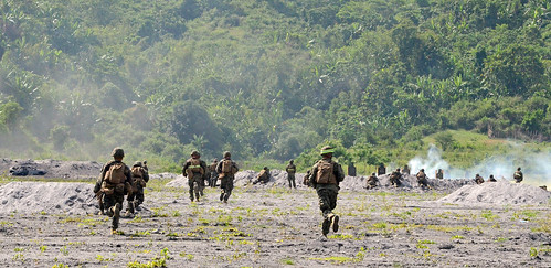 Philippine, US Marines successfully complete culminating events shoulder-to-shoulder