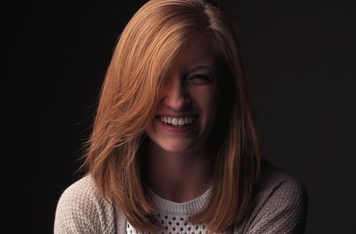 Sarah (smile!)