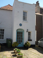 Photo of Reginald Turnill blue plaque