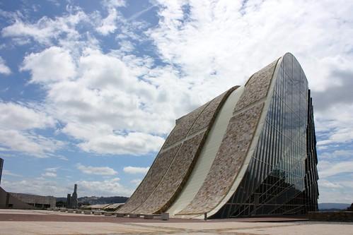 Cidade da Cultura, Santiago de Compostela, Spain