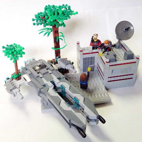 Attacking the Radar Outpost