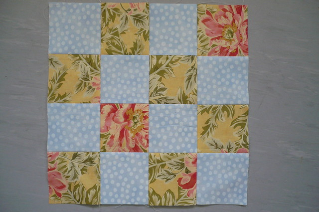 May block - Stash Bee - Hive#8