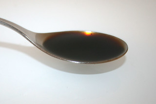 08 - Zutat Worcester-Sauce / Ingredient worcester sauce