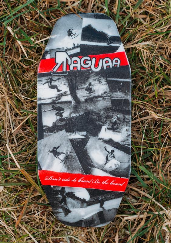 Aguaa - Finger-Wake-Skate