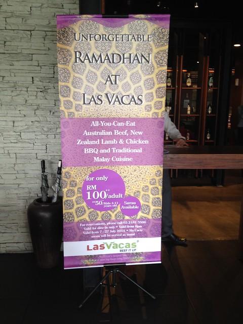 Las Vacas Ramadhan Buffet