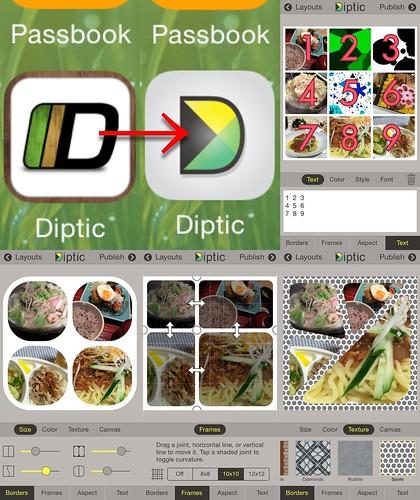 Diptic 7.0