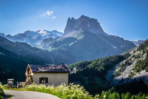 Grand Seru visto dalle Grange di Valle Stretta