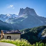 Inizio d'estate al Lago Lavoir (Vallée Étroite)  22 /06/2014 (ITALY-FRANCE)