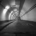 Goin' underground... (Frankfurt Bahnhofsbunkertunnel) by FRATOG