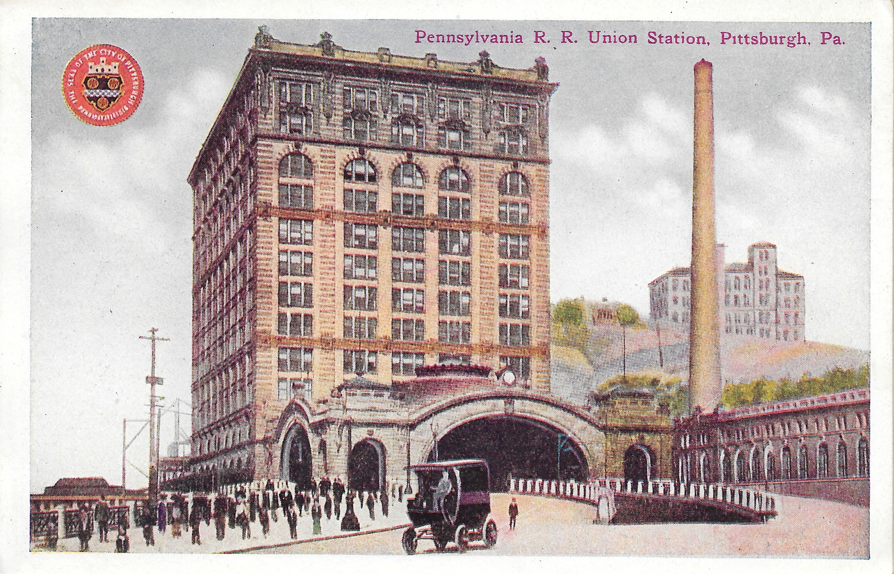 Postcard20-PennsylvaniaRRUnionStation