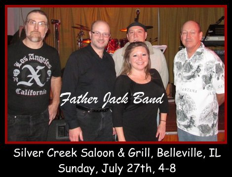 Father Jack Band 7-27-14