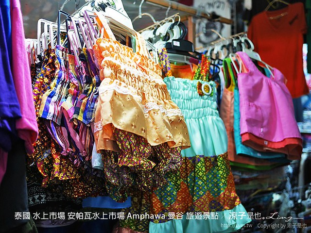 泰國 水上市場 安帕瓦水上市場 Amphawa 曼谷 旅遊景點 6