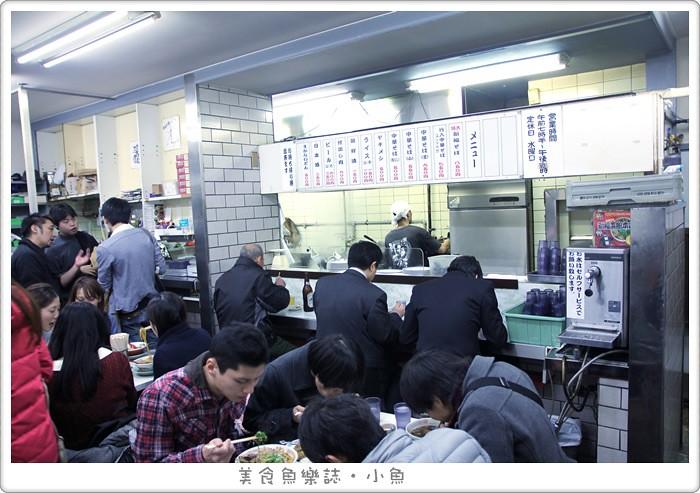 【日本美食】京都 新福菜館本店/中華拉麵/排隊名店