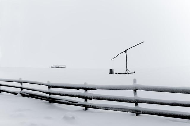 Winter land - Explored 23.11.2016, Canon EOS 6D, Sigma 24-70mm f/2.8 EX