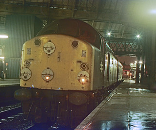 40029 Manchester Victoria 29th January 1984.