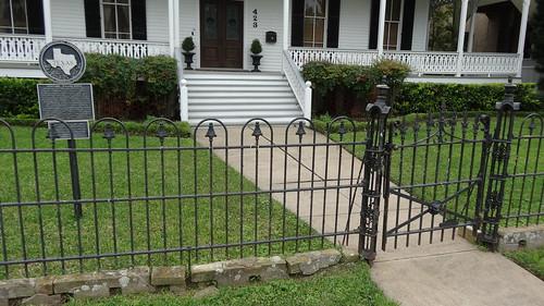 chfstew texas txcoloradocounty historicmarker house nationalregisterofhistoricplaces nrhpsouth