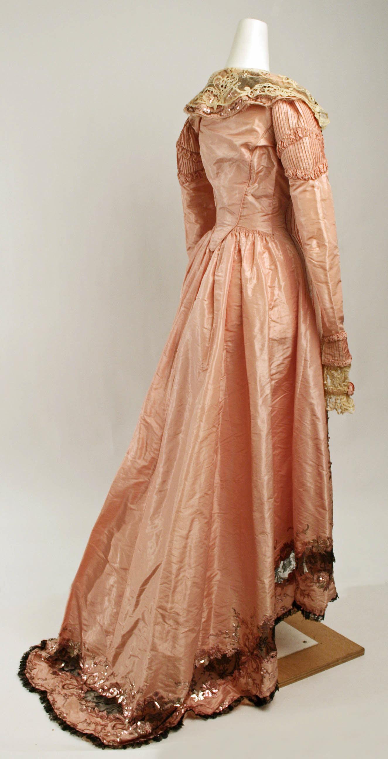 1900 Callot Soeurs. Silk. metmuseum