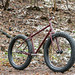 Justus' Fat Bike by Joel Greenblatt | Clockwork Bikes