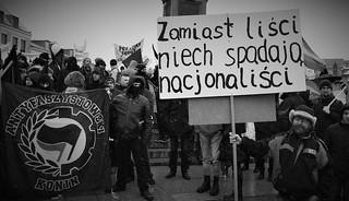Za wolność naszą i waszą - sprzeciw się nacjonalizmowi!