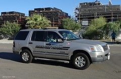 Beaumont CA Police - Ford Explorer - Volunteer Patrol (1)