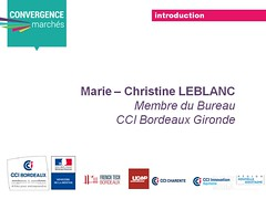 Journee innovation MINDEF - CCI Bordeaux - 24112016 - presentation cci 2